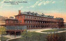 New listing PA - 1910's Hospital & Nurses Home in Altoona, Pennsylvania - Blair County
