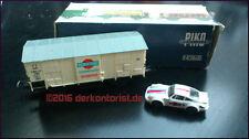 PIKO Modellbahnen der Spur H0 in limitierter Auflage Güterwagen für