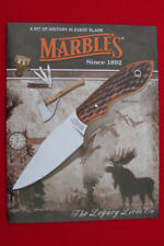 Marble's Knife and Axe Catalog - 2004 - Original Marbles Factory Issue - NICE!!!