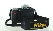 NIKON D90 12.3MP DX FORMAT DIGITAL SLR CAMERA BODY *LOW SHUTTER COUNT 8488*
