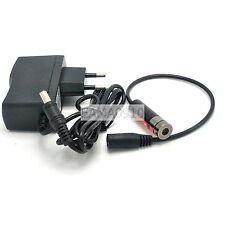 Red Laser Diode Module 650nm 100mw 3V-5V Dot Shape 13x42mm w/AC Connector
