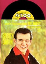 BOBBY DARIN WON'T YOU COME HOME BILL BAILEY ROCKABILLY TEEN PICTURE SLEEVE 45