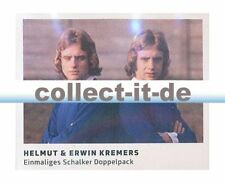 Panini 11 Freunde Fußball Klassiker - Sticker 122 - Helmut & Erwin Kremers