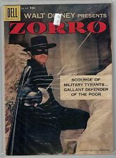 Walt Disney Presents Zorro- Dell Four Color Comic-#882 (GER)