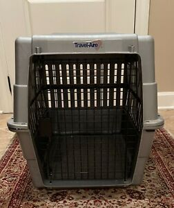 Kennel/Travel Carrier For Large Dog Up To 70 Lbs.