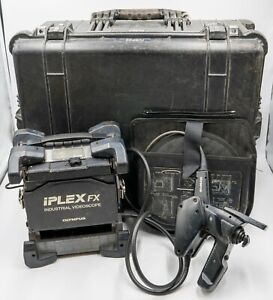 Olympus iPlex FX 6mm/3.5m Measurement Videoscope Borescope