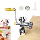 Table Hand Manual Meat Grinder Mincer Stuffer Filler Maker Machine Crank Tool photo