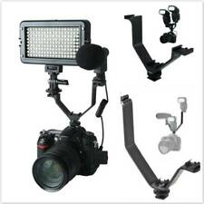Microphone Bracket Professional DSLR Camera Flash Arm Mount Stand Holder RF