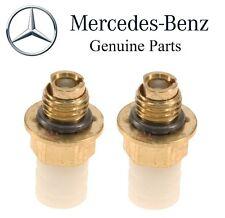 Set Pair of 2 for Genuine Mercedes Suspension Air Line Valve Fitting Connectors