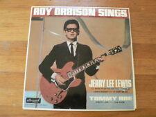 LP RECORD VINYL ROY ORBISON SINGS LERRY LEE LEWIS,TOMMY ROE ALLEGRO 1965 ALL 778