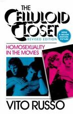 The Celluloid Closet: Homosexuality in the Movies by Russo, Vito