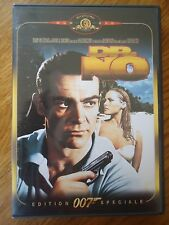 DVD * JAMES BOND CONTRE Dr NO * SEAN CONNERY 007 edition spéciale