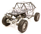 C25799SILVER Alloy 1/10 RCT1.9 Roll Cage Type Trail Racer 4WD Scale Crawler ARTR