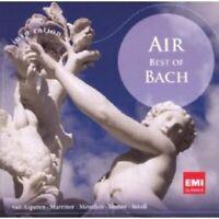 AIR-BEST OF BACH 18 TRACKS JOHANN SEBASTIAN BACH POPULAR CLASSIC CD NEW