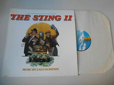 LP OST Lalo Schifrin - The Sting II (10 Song) MCA / USA