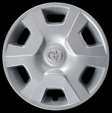 "Toyota Yaris 2006-2011 Copricerchio singolo coppa ruota 14"" cod. 6401/4"