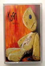 KORN ISSUES Rare New Sealed Indonesia Cassette Tape
