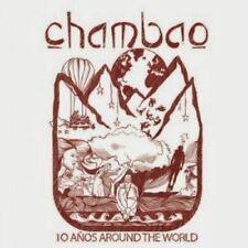 CHAMBAO - 10 ANOS AROUND THE WORLD - 2 CD NUOVO SIGILLATO