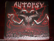 Autopsy: All Tomorrow's Funerals CD 2012 Peaceville Recs CDVILEF365 Digibook NEW