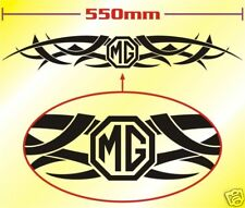 MG Tribal Tattoo Decal Sticker ZR ZS ZT