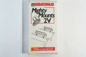 4 Yakima 2V Mighty Mounts PN #3041 NEW in Box, Free 2-3 Day Ship!!!