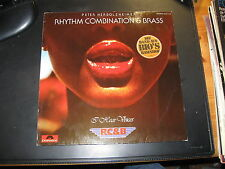 LP Peter Herbolzheimer Rhythm Combination & Brass-i Hear Voices-rc & B POLYDOR