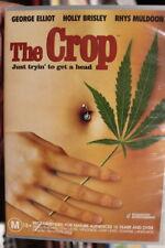 THE CROP RARE DELETED DVD AUSTRALIAN COMEDY FILM GEORGE ELLIOT, HOLLY BRISLEY
