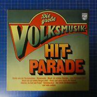 Die große Volksmusik Hit Parade Philips 660753 LP6a