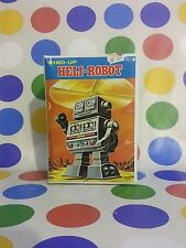 HORIKAWA HELI-ROBOT RED RARE VERSION BOXED ! - SERIOUS OFFERS ARE WELCOME ! !