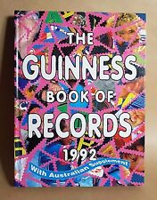 Guinness Book of World Records 1992 Edition