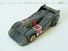 Vintage 1983 Bandai Tonka Gobots Crasher Race Car MR-20 Action Figure