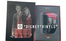 *New Disney Plus Marvel Wandavision Wanda Vision Magicband 2 Magic Band Le 1000