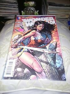 Wonder Woman #36, DC, 2015, Finch Cover, NM