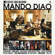 MTV Unplugged-Above And Beyond  (Best Of) von Mando Diao (2010)