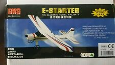 GWS E-Starter RC Electric Model Airplane 37 Inch Intermediate Pilot