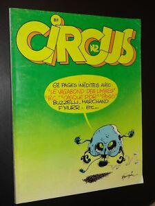 REVUE CIRCUS N°2 - 1975