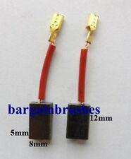 ESCOBILLAS de carbón para ajustar Fein US 225 MSX636II MSX 636 II FMM250 FMM 250 BSS D120