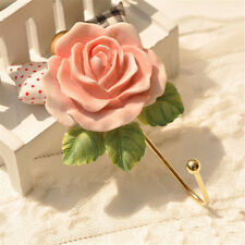alto grado rose adhesivo stick montado en la pared toalla gancho bañostG
