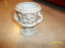 Small Vintage Napcoware Japan Porcelain Urn with Grecian design  C-8417