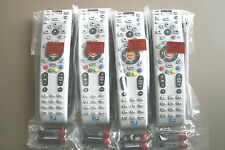 Lot of 4 DIRECTV RC66RX RF Universal Remote Control's Replaces RC65RX WBatteries