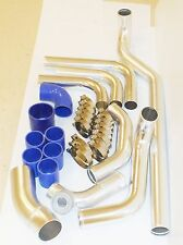 For 02-06 Acura RSX DC-5 Intercooler Piping+Silicones+Clamps Kit