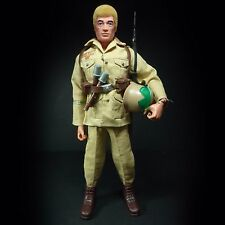 Vintage 1980 Action Man German Afrika Korps Figure w/ Mauser KAR98 GI Joe