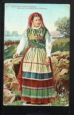 PORTUGAL 189.-COSTUMES PORTUGUEZES -1925 Mulher do Norte de Portugal