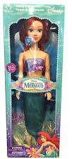 Rare Life Size Special Edition Disney Talking Ariel Doll