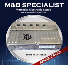 MERCEDES AMPLIFIER REPAIR 2218208789 2218201889 2218707789 2219008103 2219004701