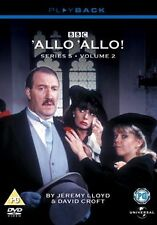 ALLO ALLO - SERIES 5 - VOLUME 2 - DVD - REGION 2 UK