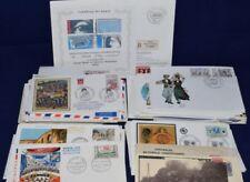 Lots et collections de timbres français oblitérés