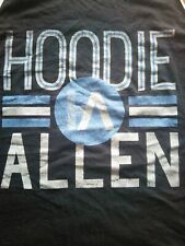 VINTAGE HOODIE ALLEN TANK TOP..SIZE LARGE..21 INCH PITS