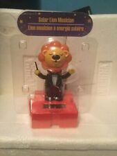 Solar Powered Dancing Lion Musician