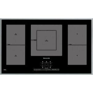 KitchenAid KHIP5 90510 Induktions-Kochfeld 5-Zonen Bridge Funktion 90cm 10,2kW